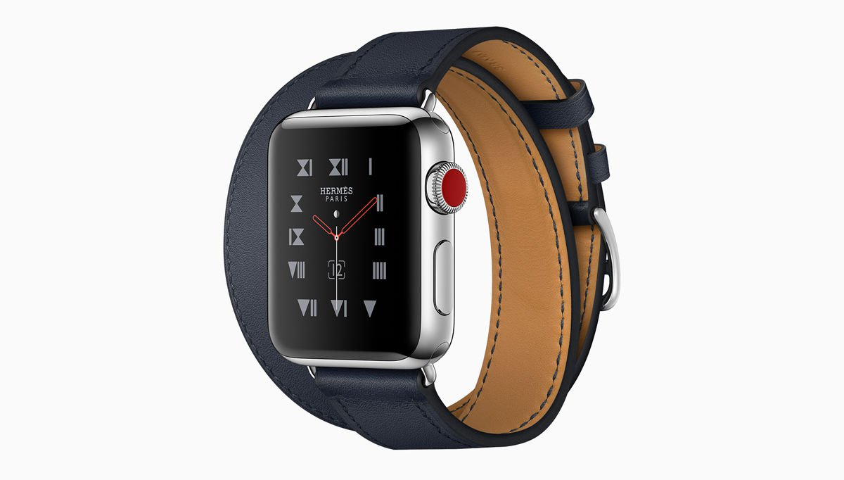 Обзор Apple Watch Series 3