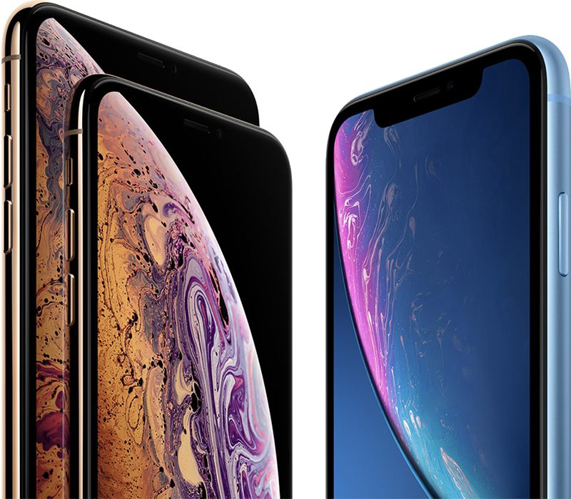 Сравним: iPhone XS и iPhone XR